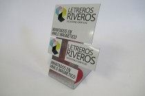 Servicios | Letreros Riveros